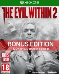 The Evil Within 2 Bonus AT uncut (Xbox One)