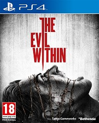 The Evil Within uncut - Cover beschädigt (PS4)