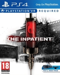 The Inpatient VR uncut (PS4)