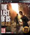 The Last of Us Game Of The Year PEGI (PS3)