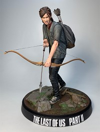 The Last of Us Part 2: Ellie with Bow Figur (20 cm) - Limitierte Auflage (Merchandise)