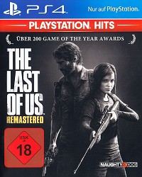 The Last of Us Remastered uncut (USK) (Playstation Hits) (PS4)