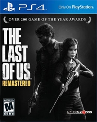 The Last of Us Remastered Bonus Edition US Erstauflage (PS4)