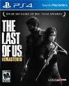 The Last of Us Remastered US uncut (PS4)