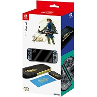 The Legend of Zelda - Breath of the Wild Switch Starter Kit (Gaming Zubehör)