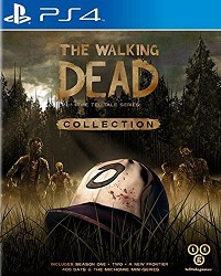 The Walking Dead Collection uncut - Cover beschädigt (PS4)