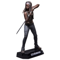 The Walking Dead Michonne Figur (18 cm) (Merchandise)