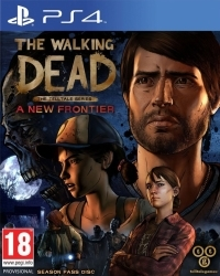 The Walking Dead Season 3: Neuland (The New Frontier) PEGI uncut (PS4)
