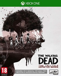 The Walking Dead The Telltale Definitive Series uncut (Xbox One)