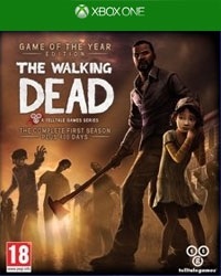 The Walking Dead: Season 1 GOTY PEGI uncut (Xbox One)