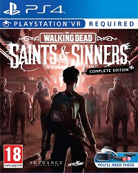The Walking Dead: Saints & Sinners VR Complete Edition (PS4)