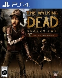 The Walking Dead: Season 2 US uncut (PS4)