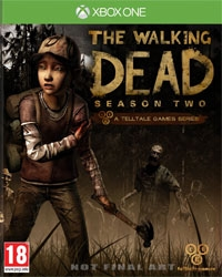 The Walking Dead: Season 2 PEGI uncut (Xbox One)