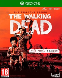 The Walking Dead: The Final Season uncut (Xbox One)
