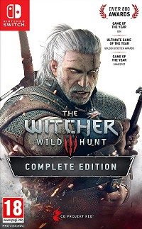 The Witcher 3: Wild Hunt Complete Edition uncut (Nintendo Switch)