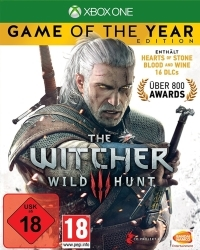 The Witcher 3: Wild Hunt GOTY AT uncut Edition (Xbox One)