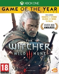 The Witcher 3: Wild Hunt GOTY uncut Edition (Xbox One)