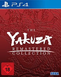The Yakuza Remastered Collection uncut Day One Edition (PS4)