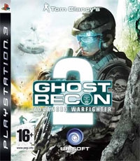 Tom Clancys Ghost Recon Advanced Warfighter 2 uncut (PS3)