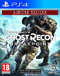Tom Clancys Ghost Recon Breakpoint Limited Sentinel Corp. Edition EU uncut (PS4)