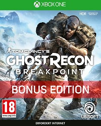 Tom Clancys Ghost Recon Breakpoint Bonus Edition uncut (Xbox One)