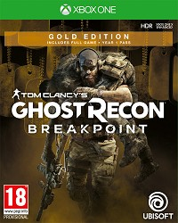 Tom Clancys Ghost Recon Breakpoint Gold Bonus Edition uncut (Xbox One)