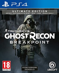 Tom Clancys Ghost Recon Breakpoint für PC, PS4, X1