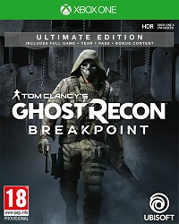 Tom Clancys Ghost Recon Breakpoint Ultimate Bonus Edition uncut (Xbox One)