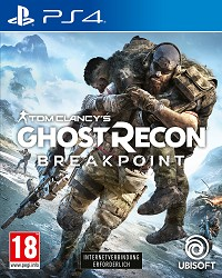 Tom Clancys Ghost Recon Standard Edition (PS4)
