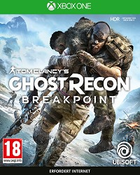 Tom Clancys Ghost Recon Breakpoint Standard Edition uncut (Xbox One)