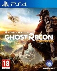 Tom Clancys Ghost Recon Wildlands EU uncut - Cover beschädigt (PS4)