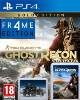Tom Clancys Ghost Recon Wildlands FR4ME Gold Edition AT uncut + 4 Bonus DLCs (PS4)