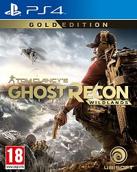 Tom Clancys Ghost Recon Wildlands Gold Edition uncut - Cover beschädigt (PS4)