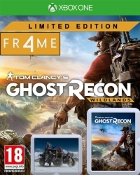 Tom Clancys Ghost Recon Wildlands Limited FR4ME Edition AT uncut + Bonusmission (Xbox One)