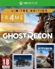 Tom Clancys Ghost Recon Wildlands Limited Edition AT uncut + Bonusmission + 2 DLCs