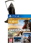 Tom Clancys Ghost Recon Wildlands FALLEN ANGEL Collectors Edition AT uncut inkl. Figur (25 cm) (PS4)