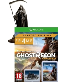 Tom Clancys Ghost Recon Wildlands FALLEN ANGEL Collectors Edition uncut inkl. Figur (25 cm) (Xbox One)
