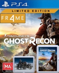 Tom Clancys Ghost Recon Wildlands Limited FR4ME Edition EU uncut + Bonusmission (PS4)