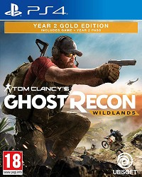 Tom Clancys Ghost Recon Wildlands Year 2 Gold Edition uncut - Cover beschädigt (PS4)