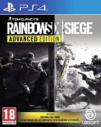 Tom Clancys Rainbow Six Siege Advanced EU Edition uncut (PS4)