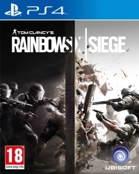Tom Clancys Rainbow Six Siege uncut inkl. DLC (PS4)