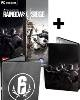 Tom Clancys Rainbow Six Siege Steelbook Edition uncut inkl. Bonus DLC (PC)