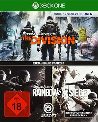 Tom Clancys Rainbow Six Siege + The Division Double Pack AT uncut (Xbox One)