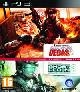 Tom Clancys Rainbow Six Vegas 2 & Ghost Recon AWF 2 Doublepack uncut (PS3)