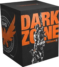 Tom Clancys The Division 2 Dark Zone Collectors uncut (PS4)