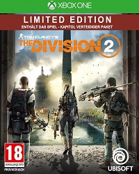 Tom Clancys The Division 2 Limited Edition uncut (Xbox One)