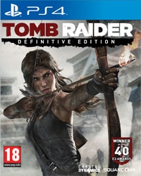 Tomb Raider Definitive Edition uncut (PS4)