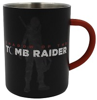 Tomb Raider Steel Tasse (Merchandise)
