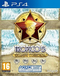 Tropico 5 Complete Collection - Cover beschädigt (PS4)