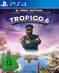 Tropico 6 El Prez Edition USK (PS4)